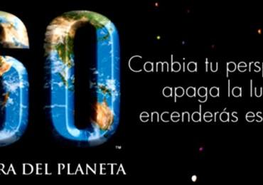 Más de 7.000 ciudades participarán en el apagón de la Hora del Planeta 2013